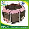 hot sales lightweight wire-framed fabric folding dog playpen