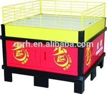 RH-PT041 Display Table Supermarket Promotional Equipment