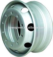 Steel truck wheels 22.5x9.00 iron wheel tractor heavy duty trailer rims heavy truck steel wheel rim 22.5x9.00 for tyre