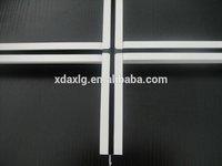 Black line groove T-BAR for fixing Ceiling Tiles