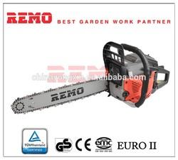 gasoline chainsaw 52cc wood cutter