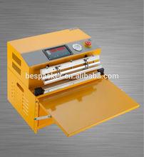 DZQ-400TE table top type vacuum impulse sealer equipment