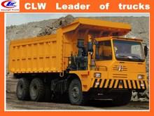 Made-in-china euro 3 Miining dump truck North Benz 50 Ton Mining Dump 10 Wheels Mining Tipper Truck