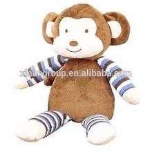 En71/ASTM/ICTI/SEDEX new design mini plush monkey
