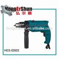 Kraftwelle azul color 13 mm taladros ( HES-ID003 ), Calidad profesional de la máquina