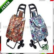 foldable luggage cart nylon travel bag organizer