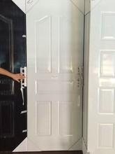 bedroom home american steel doors five panel painting