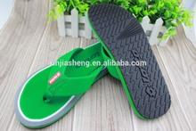 2015 brush eva electric carving slipper fashion flip flops men slippers summer arabic men sandals