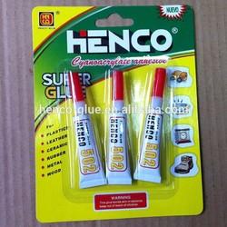 Best super glue for plastic 3g liquid glue in aluminum tube