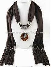handmade pendant infinity scarf multifunctional scarf