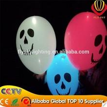 professional manufacturer customized led balloon,neon flashing luminous balloon,glow in the dark balloon party supplier