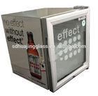Hot Sale Countertop Beverage Beer Showcase Refrigerator