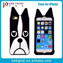Wholesale cheap animal cartoon dog phone case