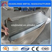galvanized corrugated steel roof tile