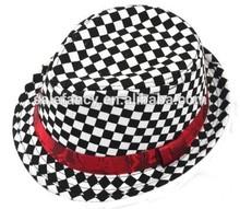 Cheap gangster wholesale Panama Hat costume QHAT-2218