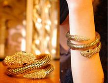 New trend classical fancy snake bangles bracelet alibaba supplier fashion girls bracelet