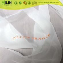 100D soft plain dyed chiffon/polyester chiffon fabric stock lot