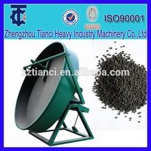 Poultry manure composting fertilizer Disc Granules making machine