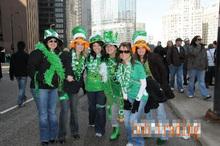 St. Patrick's Day 100th sales mr toast dan goodsell plush