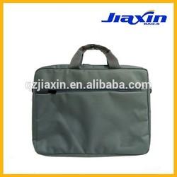 15* light and delicate disign gray laptop handbag