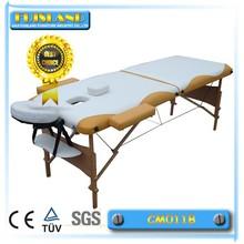wholesale Adjustable Folding portable nuga best massage bed