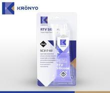 KRONYO silver silicone sealant silicone removal liquid rubber