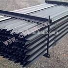 Australian & Newzealand Steel Y Post / Star Picket,garden fence manufacturer,iron gates models,garden decoration