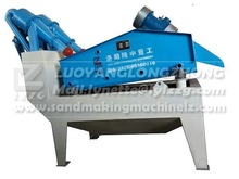 Fine sand extraction equipment,sand recycling machine