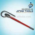 La cadena de llave de tubo 100mm, herramienta de fontanería