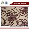 Manufacturer Guangzhou Flock Printing Fabric for Cushion Home Decor