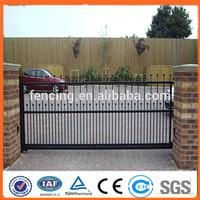 Living field plastic slide gate(professional manufacturer)