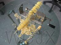 WPO4 Manual Tornado Potato Machine Spiral Potato Cutter For Sale