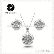 beautiful star shape design jewelry sets