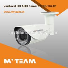 2015 Dubai Intersec Fair Super Star MVTEAM AHD Camera CCTV