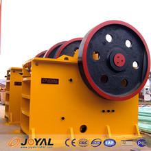 China brand new stone jaw crusher machine