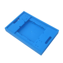 Industry warehouse storage use plastic packaging box