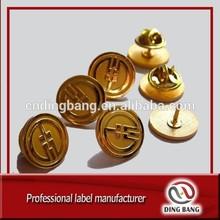 DB custom lapel pins no minimum