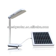 Alibaba Hot Sale Top Three Portable Cheap Solar Desk Lamp