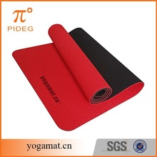 organic anti slip yoga mat hardness