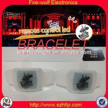 Shenzhen Manufacturer Firewolf Electronics Export branded wristbands