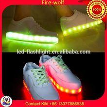 Adjustable Skating Factory led luminous shoes for dancer