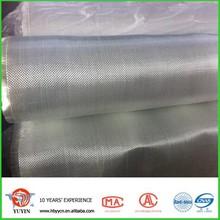 E-Glass Plain Woven Weave Type Fiberglass Woven Roving Cloth