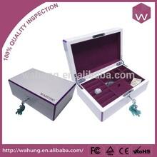 custom wooden engagement ring box