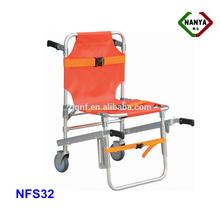 Nfs32 erste-hilfe-trage, Treppensteigen rollstuhl
