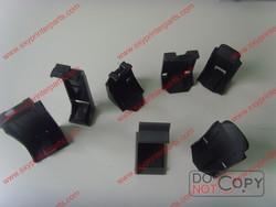 Inkjet printer clip for HP 21, 22 ink cartridge refilling clip Black or orange color