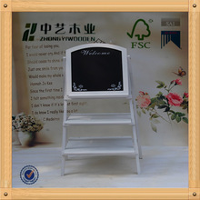 High quality folding small vintage industry sale wholesale promotional antique wood blackboard