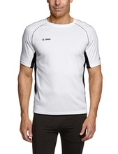 Custom Breathable sports t-shirt 100% polyester dry fit
