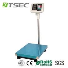 100kg 150kg 300kg 350kg 500kg tcs electronic price platform scale scale