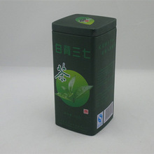 tall squre metal wine box /bottled olive oil packaging box