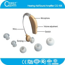 2015 Chinese Product Behind-The-Ear Type Hearing Aids
